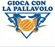 gioca con la pallavolo logo